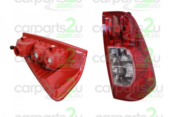 ISUZU D-MAX D-MAX UTE  TAIL LIGHT - New quality car parts & auto spares online Australia wide with the convenience of shopping from your own home. Carparts 2U Penrith Sydney