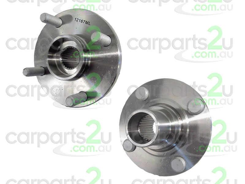 TOYOTA COROLLA SDV10  FRONT WHEEL HUB - New quality car parts & auto spares online Australia wide with the convenience of shopping from your own home. Carparts 2U Penrith Sydney