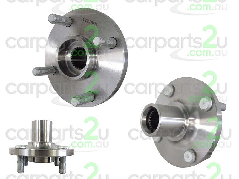 TOYOTA COROLLA AE101/AE102  FRONT WHEEL HUB - New quality car parts & auto spares online Australia wide with the convenience of shopping from your own home. Carparts 2U Penrith Sydney