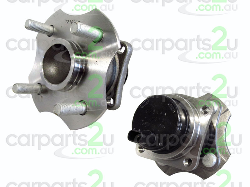 TOYOTA COROLLA ZZE122  REAR WHEEL HUB - New quality car parts & auto spares online Australia wide with the convenience of shopping from your own home. Carparts 2U Penrith Sydney