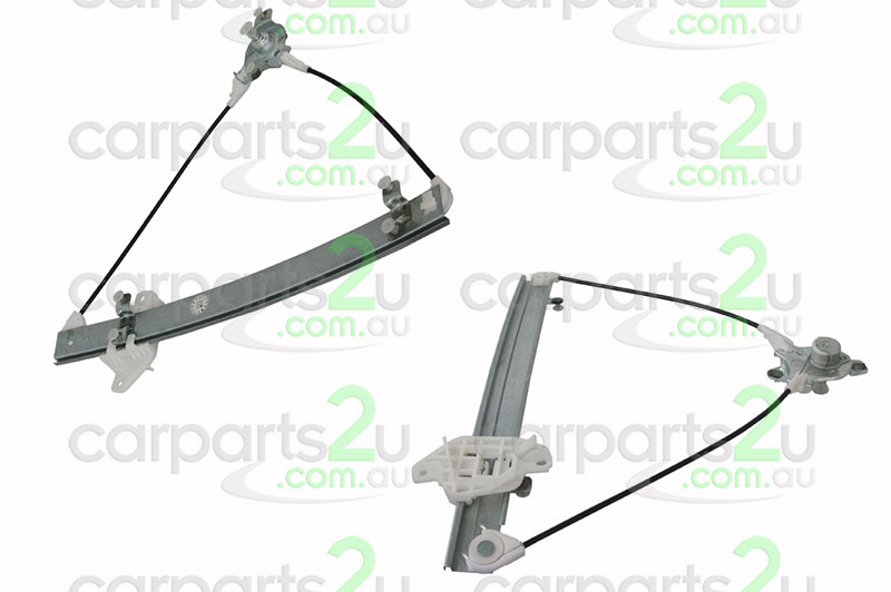 HYUNDAI EXCEL ACCENT  WINDOW REGULATOR - New quality car parts & auto spares online Australia wide with the convenience of shopping from your own home. Carparts 2U Penrith Sydney