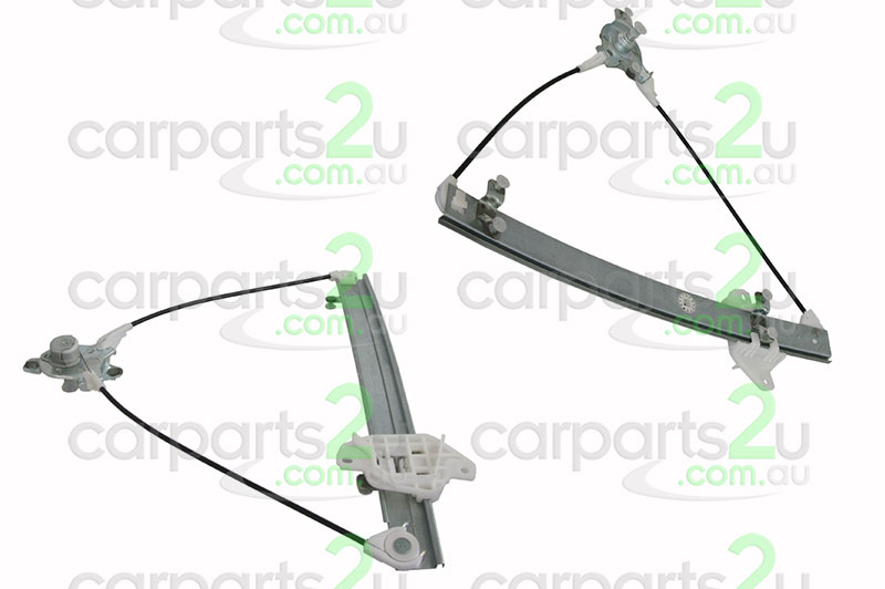 TO SUIT HYUNDAI EXCEL EXCEL X3 WINDOW REGULATOR RIGHT   BRAND NEW RIGHT  HAND SIDE FRONT
