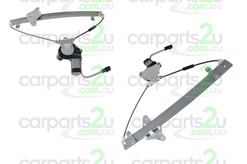 HYUNDAI GETZ  EXCEL X3  WINDOW REGULATOR - New quality car parts & auto spares online Australia wide with the convenience of shopping from your own home. Carparts 2U Penrith Sydney