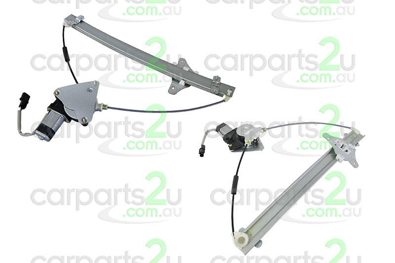 HYUNDAI GETZ  TB  WINDOW REGULATOR - New quality car parts & auto spares online Australia wide with the convenience of shopping from your own home. Carparts 2U Penrith Sydney