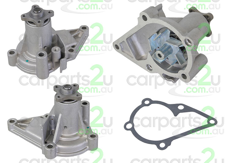 TO SUIT HYUNDAI GETZ  TB  WATER PUMP  NA - BRAND NEW WATER PUMP TO SUIT HYUNDAI GETZ TB 1.3L/1.4L/1.5L/1.6L (05/2002-01/2011)