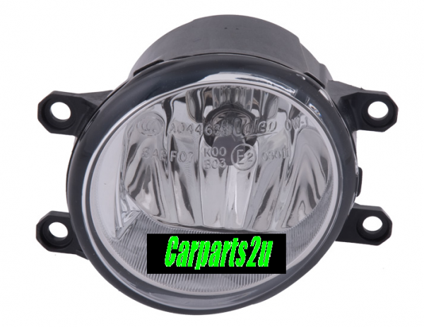 TOYOTA COROLLA ZRE152/ZRE153 HATCH  FOG LIGHT - New quality car parts & auto spares online Australia wide with the convenience of shopping from your own home. Carparts 2U Penrith Sydney