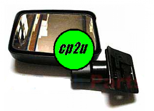 TOYOTA LANDCRUISER HILUX UTE 4WD  FRONT DOOR MIRROR - New quality car parts & auto spares online Australia wide with the convenience of shopping from your own home. Carparts 2U Penrith Sydney