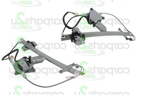 MAZDA 323 BJ PROTEGE / ASTINA   WINDOW REGULATOR - New quality car parts & auto spares online Australia wide with the convenience of shopping from your own home. Carparts 2U Penrith Sydney