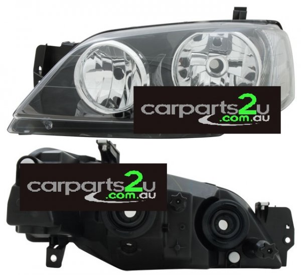 FORD FAIRMONT FAIRMONT AU 2  HEAD LIGHT - New quality car parts & auto spares online Australia wide with the convenience of shopping from your own home. Carparts 2U Penrith Sydney
