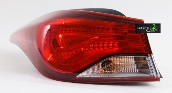 HYUNDAI ELANTRA ELANTRA MD  TAIL LIGHT - New quality car parts & auto spares online Australia wide with the convenience of shopping from your own home. Carparts 2U Penrith Sydney