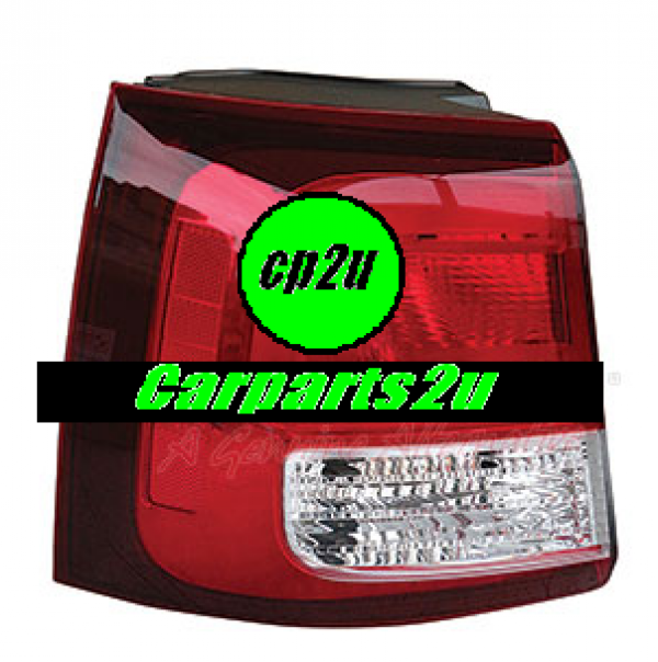 KIA SORENTO SORENTO XM  TAIL LIGHT - New quality car parts & auto spares online Australia wide with the convenience of shopping from your own home. Carparts 2U Penrith Sydney