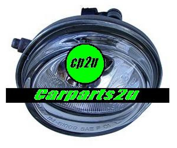 MAZDA MAZDA 6 MAZDA 3 BK  FOG LIGHT - New quality car parts & auto spares online Australia wide with the convenience of shopping from your own home. Carparts 2U Penrith Sydney