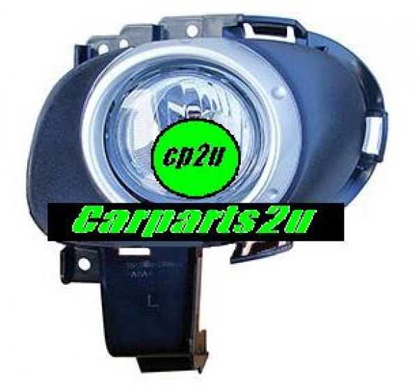 MAZDA MAZDA 3 MAZDA 2 DE  FOG LIGHT - New quality car parts & auto spares online Australia wide with the convenience of shopping from your own home. Carparts 2U Penrith Sydney