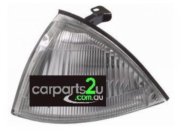 HOLDEN BARINA VR / VS  FRONT CORNER LIGHT - New quality car parts & auto spares online Australia wide with the convenience of shopping from your own home. Carparts 2U Penrith Sydney