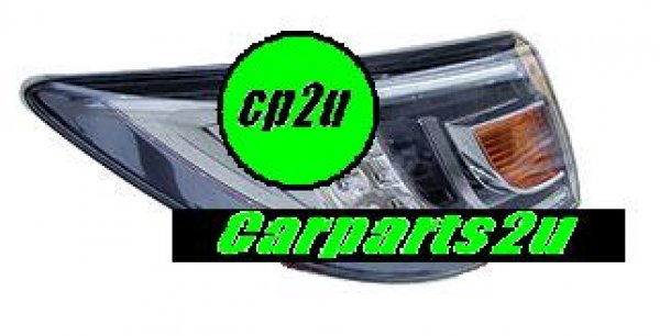 MAZDA MAZDA 6 MAZDA 3 BK  TAIL LIGHT - New quality car parts & auto spares online Australia wide with the convenience of shopping from your own home. Carparts 2U Penrith Sydney