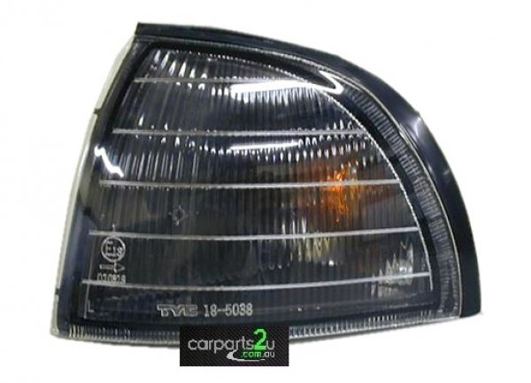 TO SUIT MITSUBISHI MAGNA TE/TF/TH/TJ  FRONT CORNER LIGHT  LEFT - BRAND NEW FRONT CORNER LIGHT