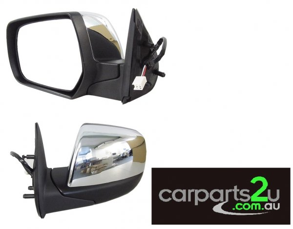 FORD RANGER RANGER UTE PK  FRONT DOOR MIRROR - New quality car parts & auto spares online Australia wide with the convenience of shopping from your own home. Carparts 2U Penrith Sydney