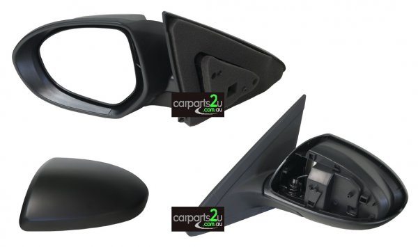 MAZDA MAZDA 3 MAZDA 3 BL  FRONT DOOR MIRROR - New quality car parts & auto spares online Australia wide with the convenience of shopping from your own home. Carparts 2U Penrith Sydney