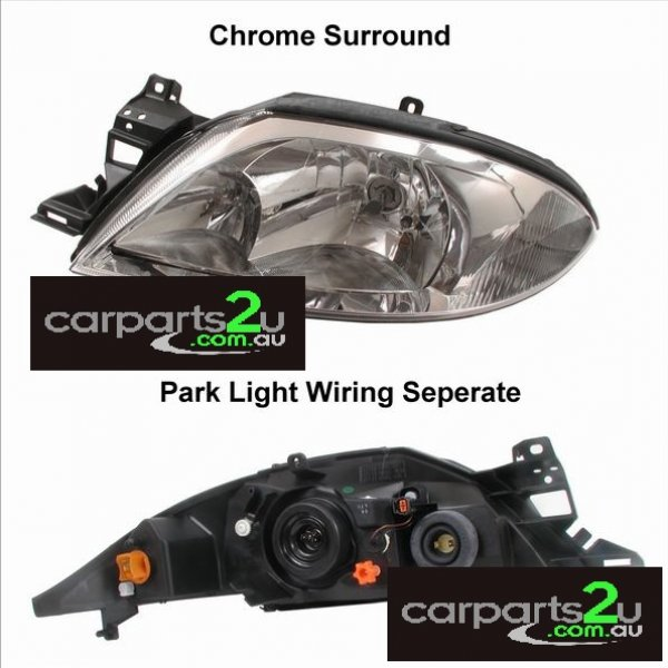 FORD FAIRMONT FAIRMONT AU 1  HEAD LIGHT - New quality car parts & auto spares online Australia wide with the convenience of shopping from your own home. Carparts 2U Penrith Sydney