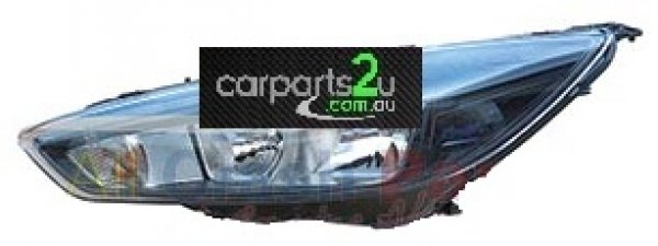 To suit FORD FOCUS FOCUS LZ  HEAD LIGHT - New quality car parts & auto spares online Australia wide with the convenience of shopping from your own home. Carparts 2U Penrith Sydney