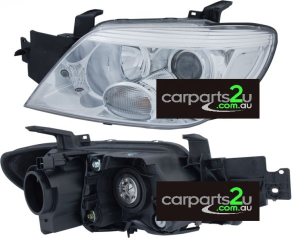 MITSUBISHI OUTLANDER VT  HEAD LIGHT - New quality car parts & auto spares online Australia wide with the convenience of shopping from your own home. Carparts 2U Penrith Sydney