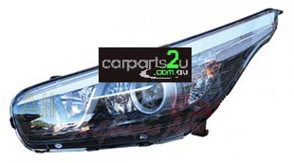 Parts to Suit KIA PROCEED Spare Car Parts, PROCEED FRONT BUMPER