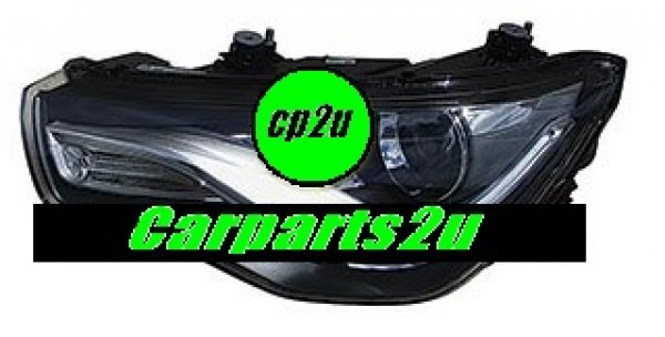 AUDI S1 S1  HEAD LIGHT - New quality car parts & auto spares online Australia wide with the convenience of shopping from your own home. Carparts 2U Penrith Sydney