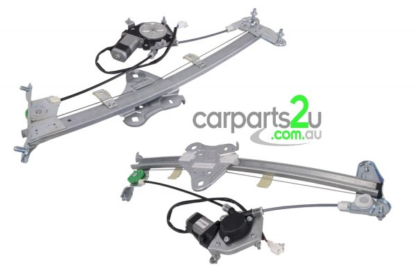MITSUBISHI MAGNA TL/TW  WINDOW REGULATOR - New quality car parts & auto spares online Australia wide with the convenience of shopping from your own home. Carparts 2U Penrith Sydney