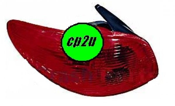 Peugeot car tail lights, 0-20, New Genuine, Aftermarket Auto Spares ...