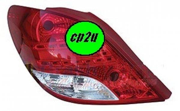 Parts to Suit PEUGEOT 207 Spare Car Parts, 207 TAIL LIGHT