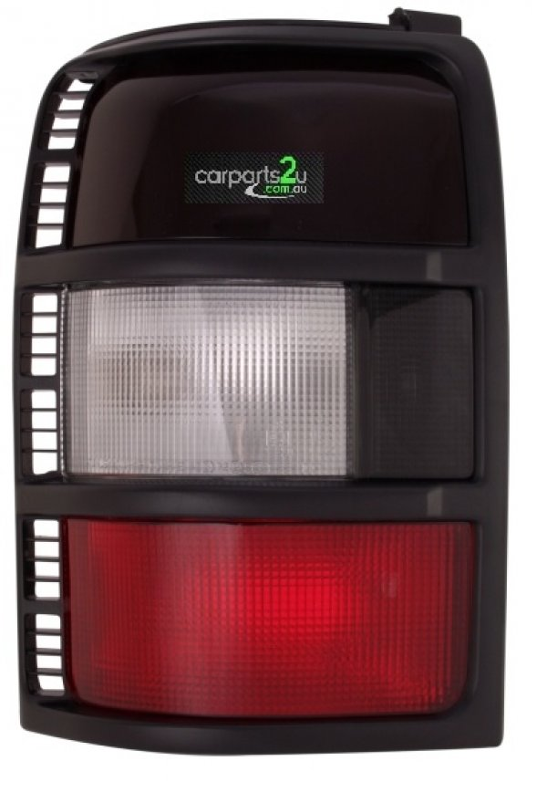 To suit MITSUBISHI PAJERO NL  TAIL LIGHT - New quality car parts & auto spares online Australia wide with the convenience of shopping from your own home. Carparts 2U Penrith Sydney