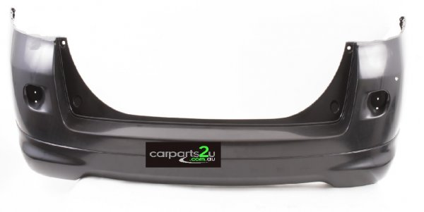 MAZDA MAZDA 2  MAZDA 2 DY  REAR BUMPER - New quality car parts & auto spares online Australia wide with the convenience of shopping from your own home. Carparts 2U Penrith Sydney
