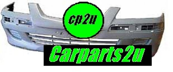 MAZDA 626 121 METRO  FRONT BUMPER - New quality car parts & auto spares online Australia wide with the convenience of shopping from your own home. Carparts 2U Penrith Sydney