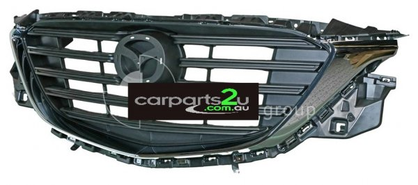 MAZDA CX-9 CX-9 WAGON  GRILLE - New quality car parts & auto spares online Australia wide with the convenience of shopping from your own home. Carparts 2U Penrith Sydney