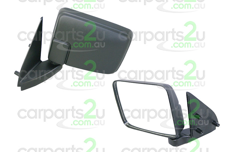 MITSUBISHI EXPRESS MIRAGE CE  FRONT DOOR MIRROR - New quality car parts & auto spares online Australia wide with the convenience of shopping from your own home. Carparts 2U Penrith Sydney