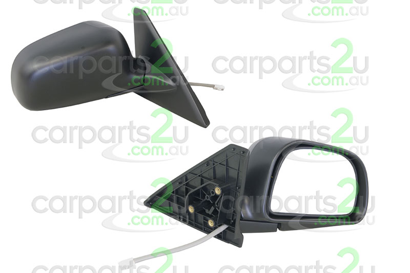 MITSUBISHI LANCER CE COUPE  FRONT DOOR MIRROR - New quality car parts & auto spares online Australia wide with the convenience of shopping from your own home. Carparts 2U Penrith Sydney