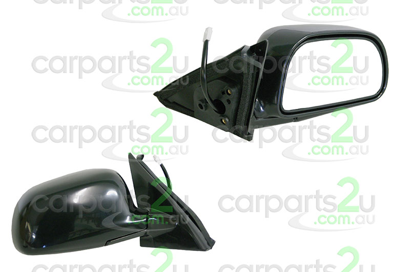 MITSUBISHI LANCER CE SEDAN  FRONT DOOR MIRROR - New quality car parts & auto spares online Australia wide with the convenience of shopping from your own home. Carparts 2U Penrith Sydney