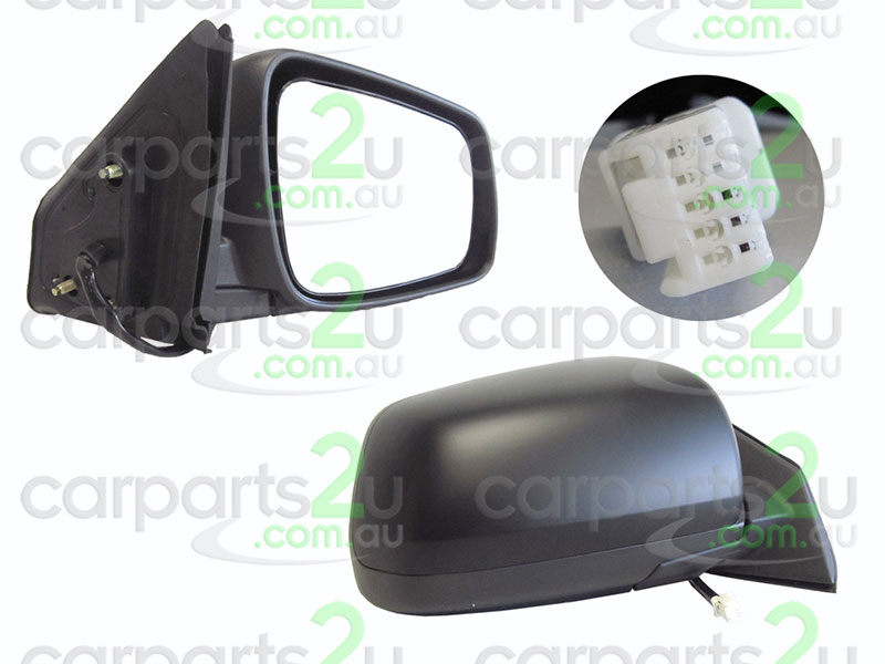 MITSUBISHI LANCER CJ  FRONT DOOR MIRROR - New quality car parts & auto spares online Australia wide with the convenience of shopping from your own home. Carparts 2U Penrith Sydney