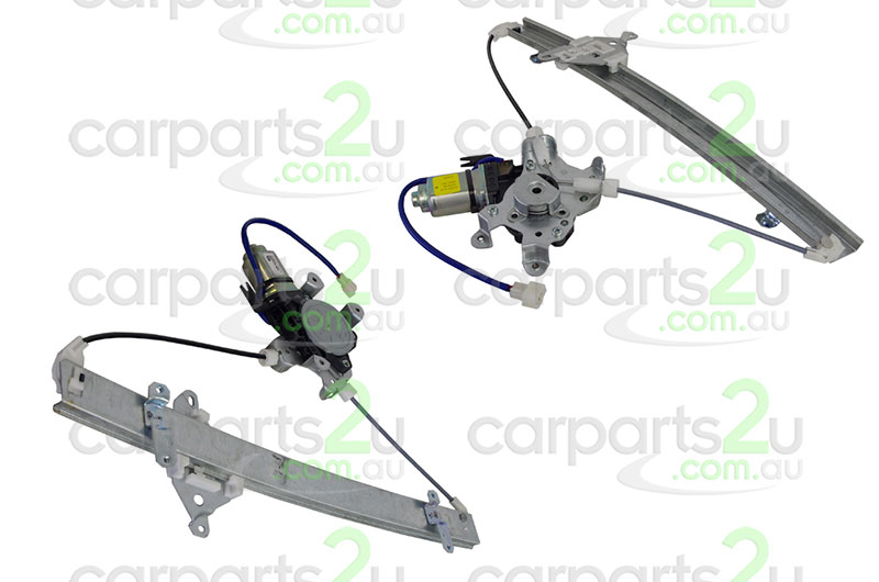 MITSUBISHI LANCER NL  WINDOW REGULATOR - New quality car parts & auto spares online Australia wide with the convenience of shopping from your own home. Carparts 2U Penrith Sydney