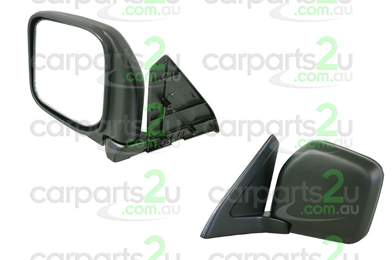 MITSUBISHI PAJERO CJ  FRONT DOOR MIRROR - New quality car parts & auto spares online Australia wide with the convenience of shopping from your own home. Carparts 2U Penrith Sydney