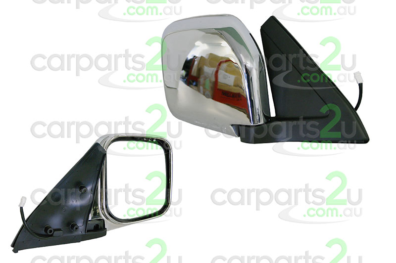 MITSUBISHI PAJERO NH/NJ/NK  FRONT DOOR MIRROR - New quality car parts & auto spares online Australia wide with the convenience of shopping from your own home. Carparts 2U Penrith Sydney