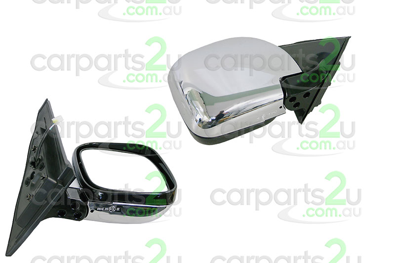 MITSUBISHI PAJERO NP  FRONT DOOR MIRROR - New quality car parts & auto spares online Australia wide with the convenience of shopping from your own home. Carparts 2U Penrith Sydney