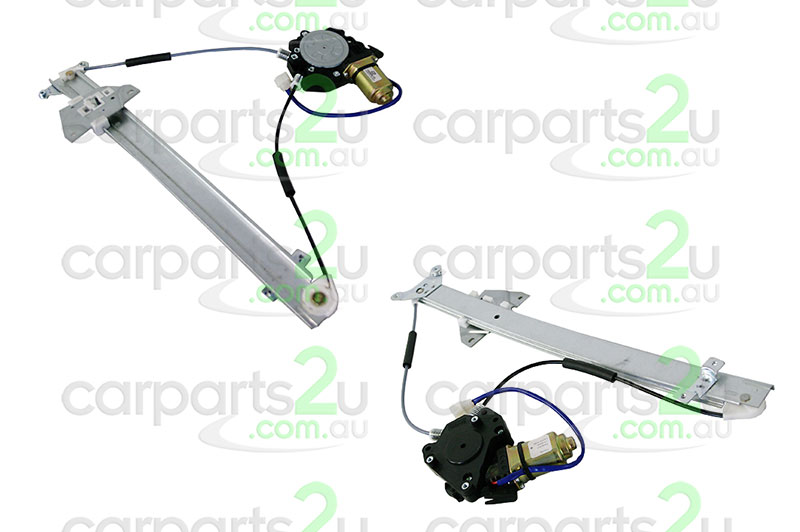 MITSUBISHI PAJERO CH  WINDOW REGULATOR - New quality car parts & auto spares online Australia wide with the convenience of shopping from your own home. Carparts 2U Penrith Sydney