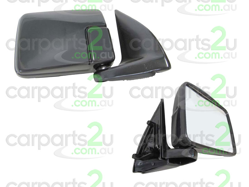 MITSUBISHI TRITON ME/MF/MG/MH/MJ  FRONT DOOR MIRROR - New quality car parts & auto spares online Australia wide with the convenience of shopping from your own home. Carparts 2U Penrith Sydney