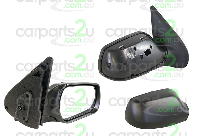 MAZDA MAZDA 2 MAZDA 2 DY  FRONT DOOR MIRROR - New quality car parts & auto spares online Australia wide with the convenience of shopping from your own home. Carparts 2U Penrith Sydney