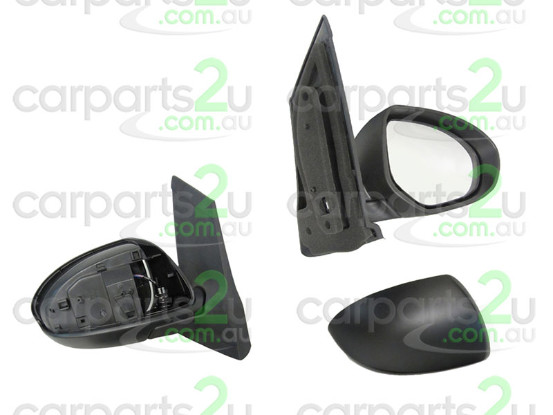 MAZDA MAZDA 2 MAZDA 2 DE  FRONT DOOR MIRROR - New quality car parts & auto spares online Australia wide with the convenience of shopping from your own home. Carparts 2U Penrith Sydney