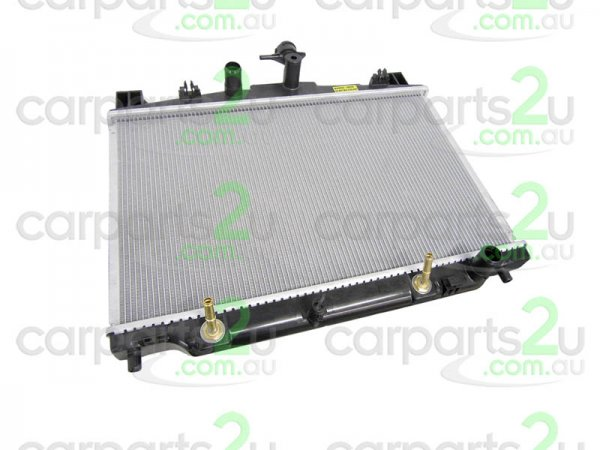 MAZDA MAZDA 2 MAZDA 2 DY  RADIATOR - New quality car parts & auto spares online Australia wide with the convenience of shopping from your own home. Carparts 2U Penrith Sydney