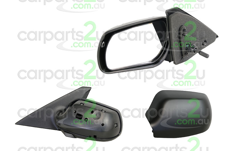 MAZDA MAZDA 3 MAZDA 2 DE  FRONT DOOR MIRROR - New quality car parts & auto spares online Australia wide with the convenience of shopping from your own home. Carparts 2U Penrith Sydney