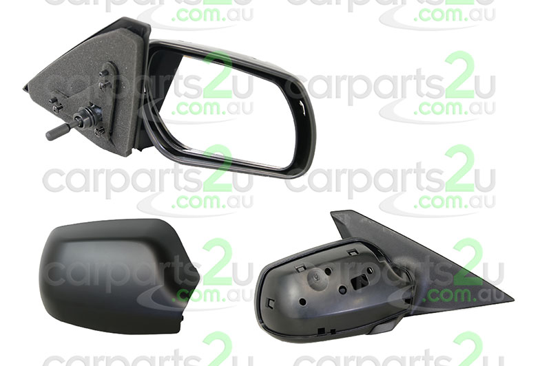 MAZDA MAZDA 3 MAZDA 3 BK  FRONT DOOR MIRROR - New quality car parts & auto spares online Australia wide with the convenience of shopping from your own home. Carparts 2U Penrith Sydney