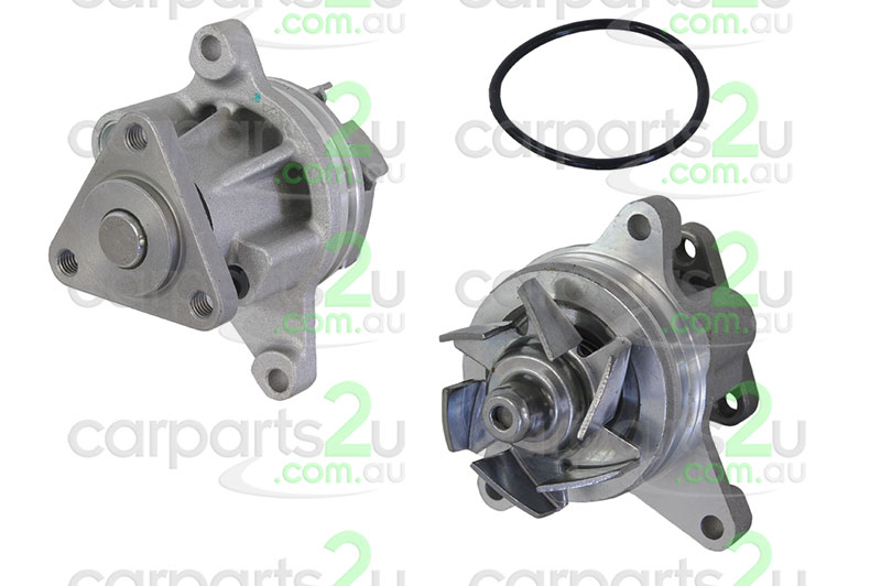 TO SUIT MAZDA MAZDA 3 MAZDA 3 BK  WATER PUMP  NA - BRAND NEW WATER PUMP TO SUIT MAZDA 3 BK MODELS BETWEEN 9/03-4/09 & MAZDA 3 BL MODELS BETWEEN 4/2009-12/2013 (LF/L3/L5) 2.0L/2.3L/2.5L